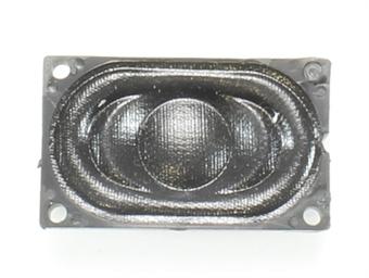 SpeakerSmallRectangle Small Rectangular 4 ohm 1 watt speaker