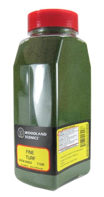 T1345 Shaker Of Fine Turf - Green Grass