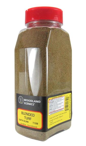 T1350 Shaker Of Blended Turf - Earth Blend