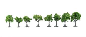 """TR3501 0.75 - 1.25"""" Sun Kissed (Medium) Trees - Pack Of 8"""