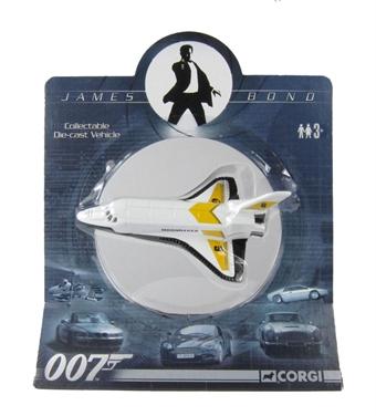 TY95802 James Bond- Space Shuttle.