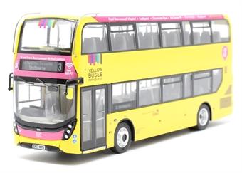 """UK6510 ADL Enviro400 MMC - """"Yellow Buses"""""""