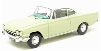 VA03407 Ford Consul Capri 335 (109E) - Lime Green & Ermine White