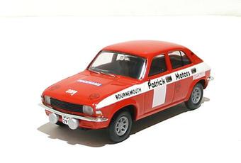 "VA04505 Austin Allegro ""Patrick Motors"" red rally car"