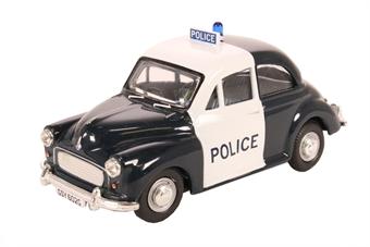 VA05809 Morris Minor City of Edinburgh Police