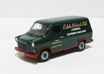 "VA06603.(C) Ford Transit van ""Eddie Stobart"""