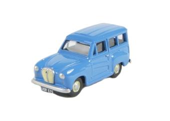 EM76860 Austin A35 Countryman in streamline blue