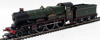 "R2459 Castle Class 4-6-0 ""Wellington"" 5075 in GWR Green"