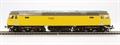 32-761 Class 57/0 57312 in Network Rail Yellow
