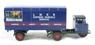 "76MH004 Mechanical Horse van trailer in ""LNER"" livery"