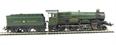 "R2848 Castle Class 4-6-0 ""Tintagel"" in GWR Green"