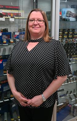 Amanda  - Inventory Manager