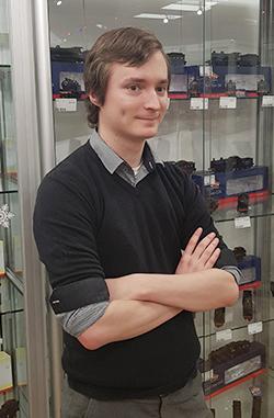 David  - Web Developer