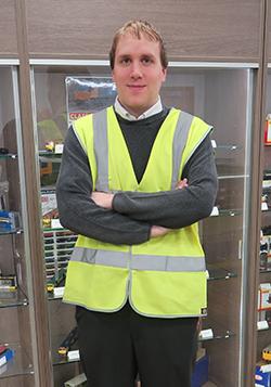 Josh  - Logistics Manager