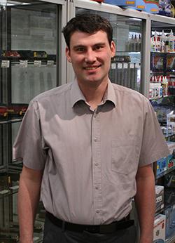 Mark  - Stock Preparation Specialist