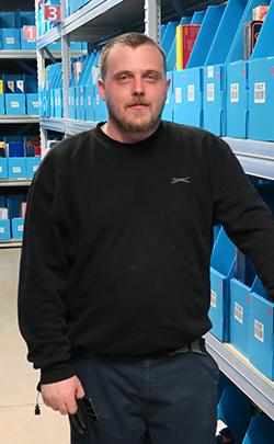 Sean  - Floor Manager